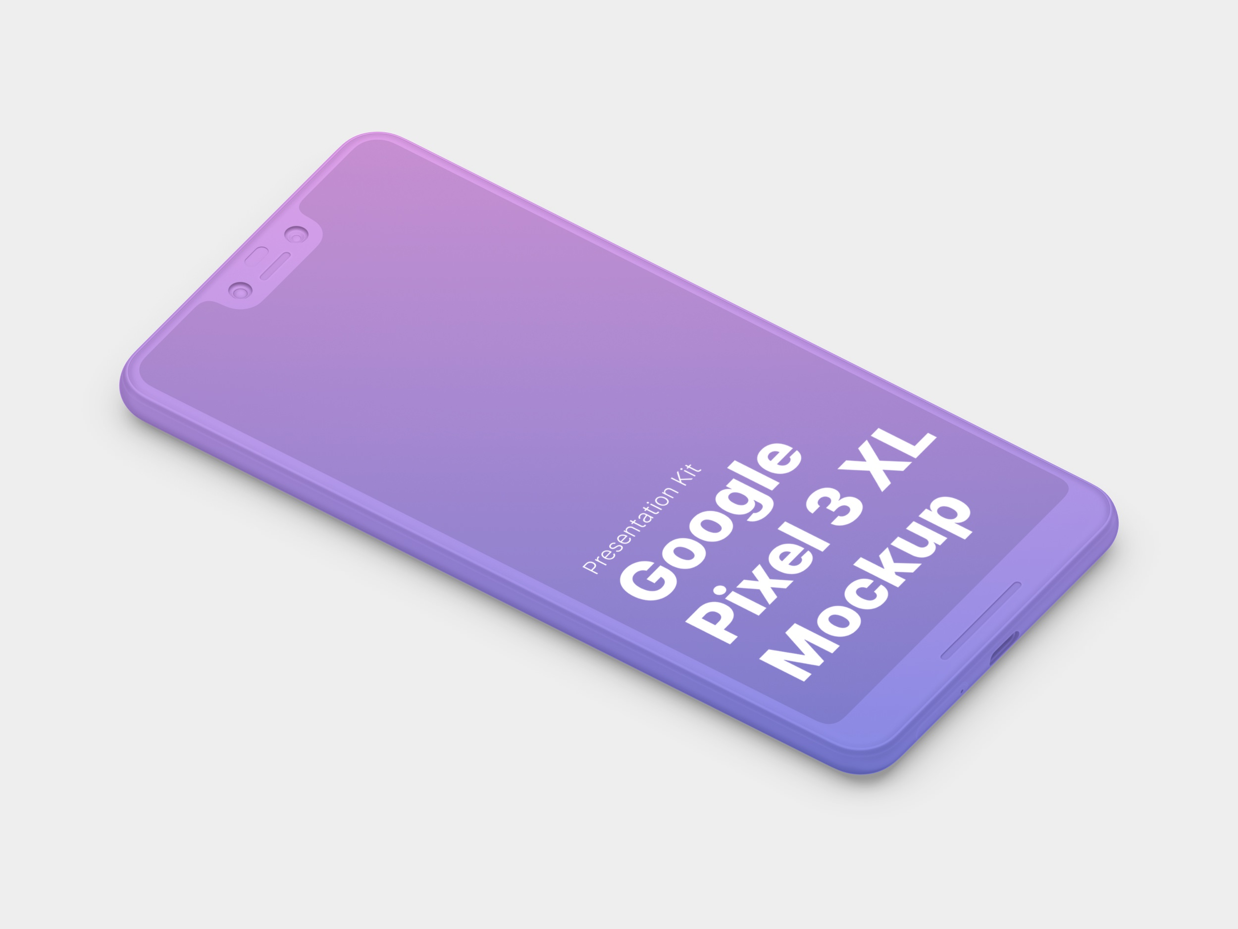 Google Pixel 3 XL or Sketch, Photoshop, Figma.
