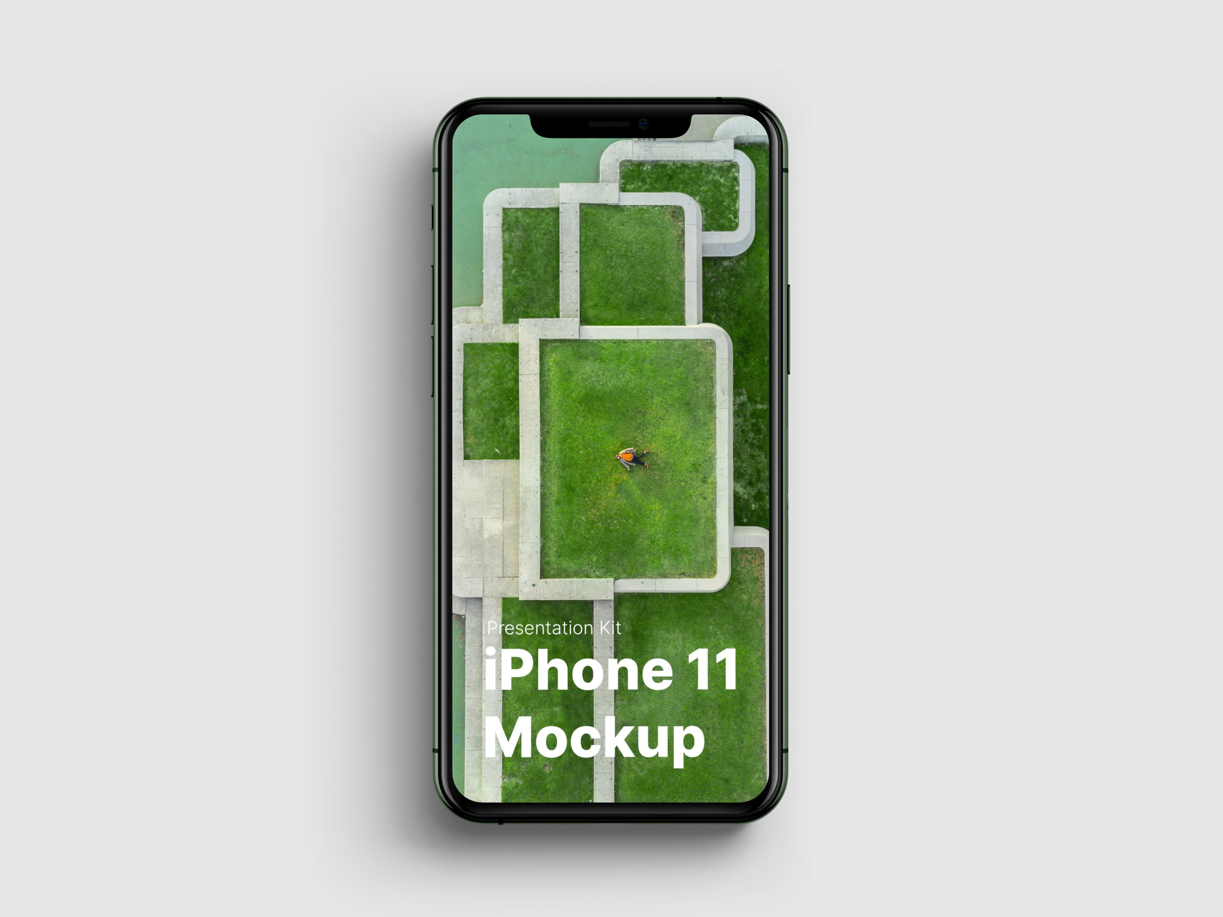 iPhone 11 Pro Mockups  for Sketch, Photoshop, Figma.