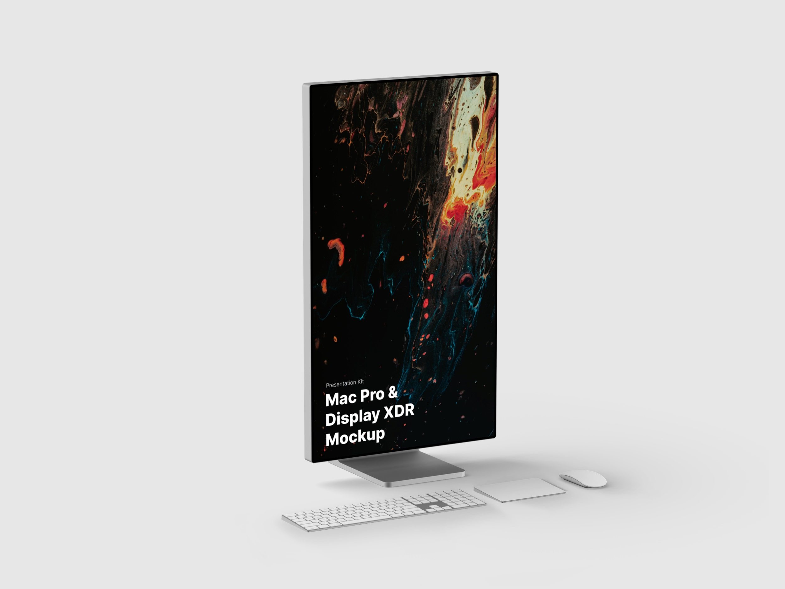 Mac Pro Mockups  for Sketch, Photoshop, Figma.
