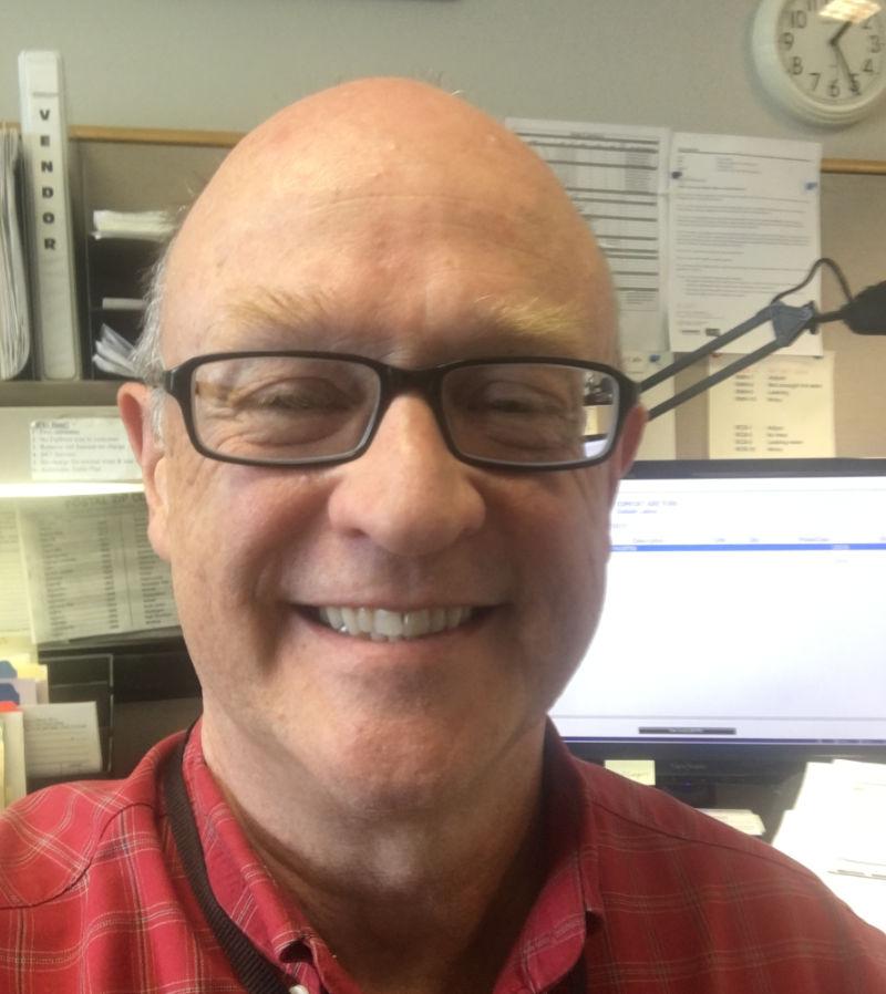 Greg LaPointe of Enbridge Services in Massena