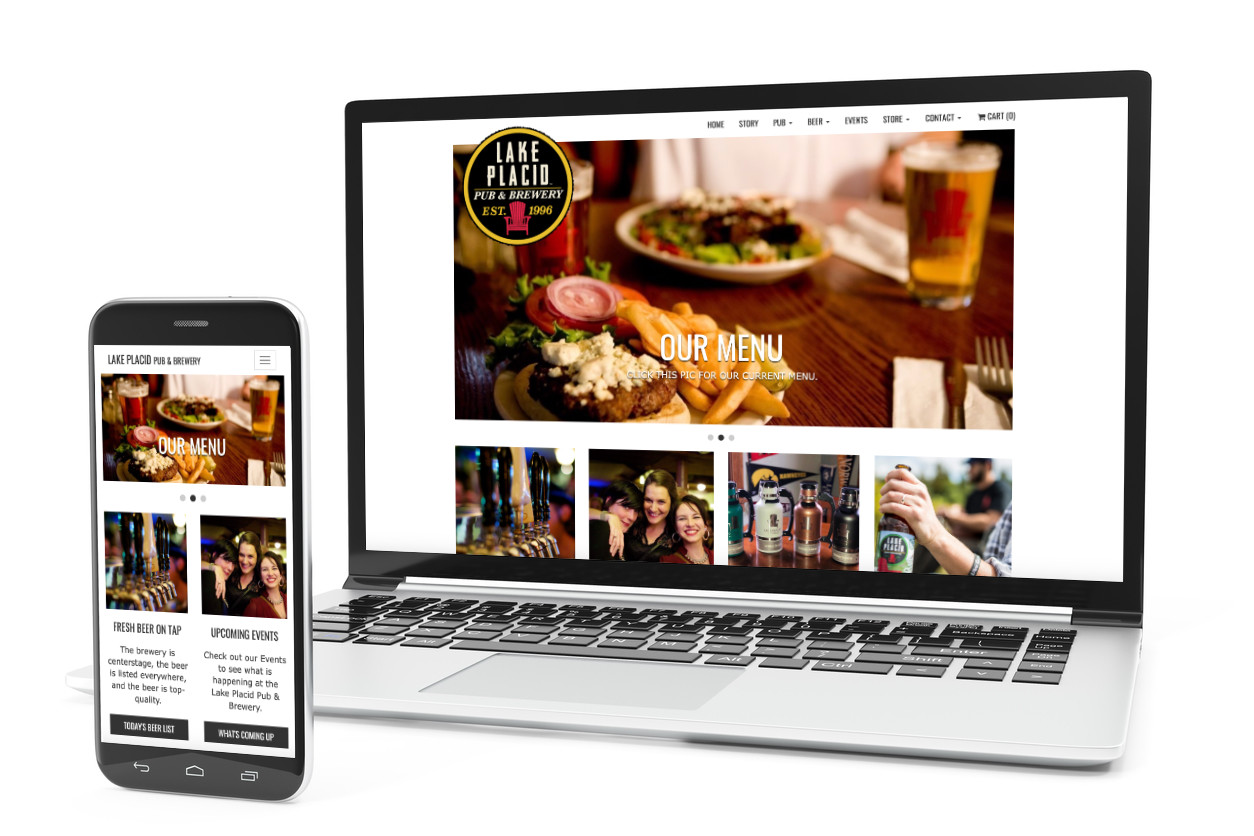 Adirondacks, Lake Placid, Saranac Lake, Tupper Lake Web Design, SEO and Social Media Marketing Agency