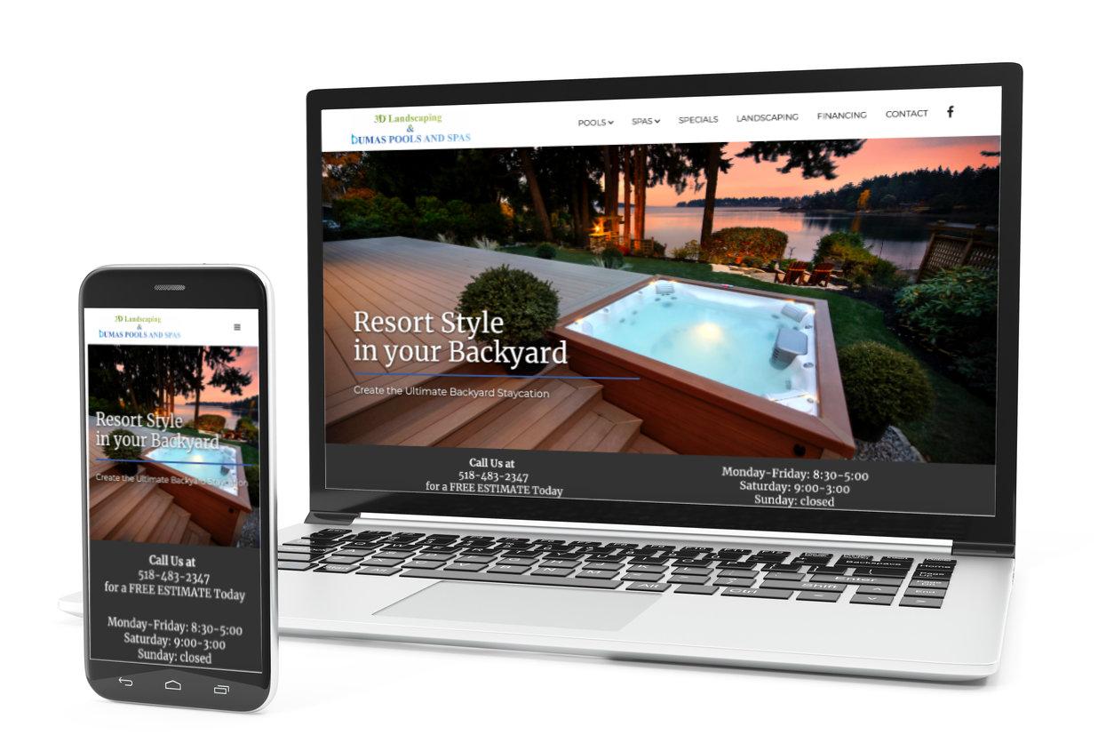 Burlington Vermont Web Design, SEO and Social Media Marketing Agency