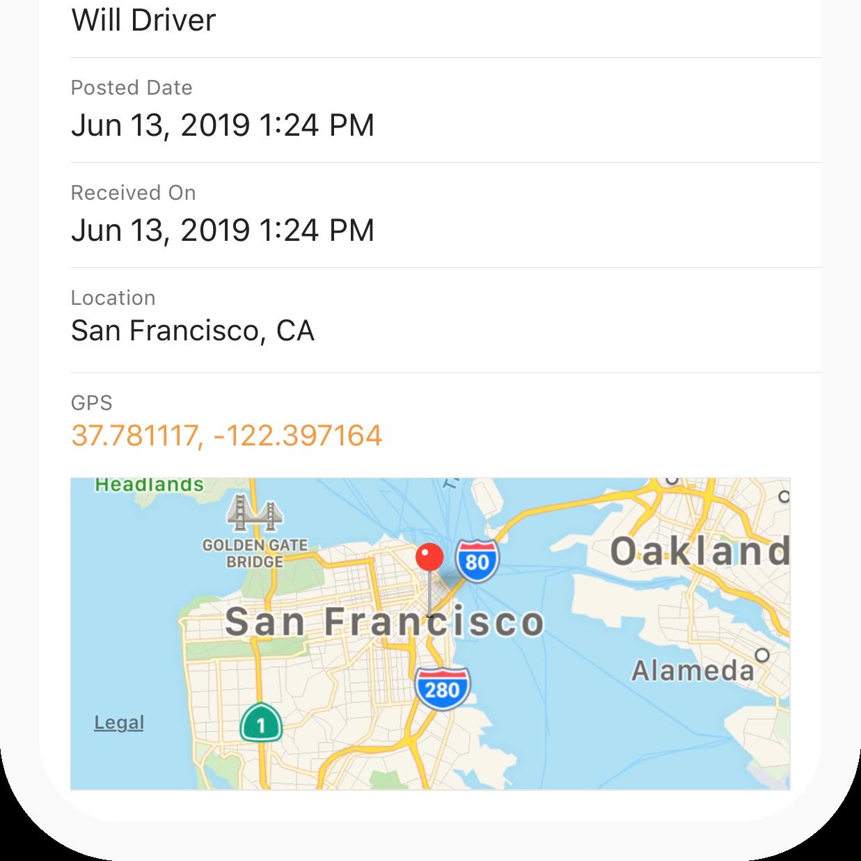 fleet tracking documentation