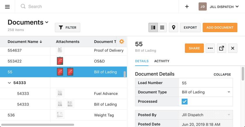 digital documentation audit trail