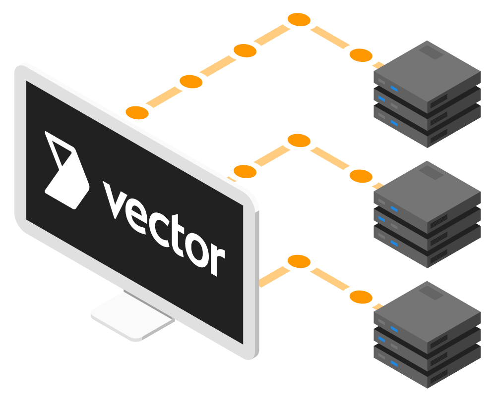 Vector software system integration