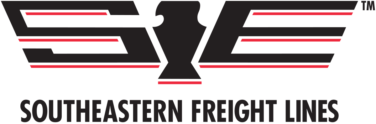 Southeastern Freight Lines logo Vector partner