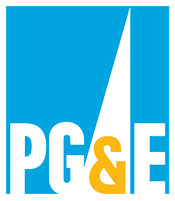 PG&E logo Vector partner