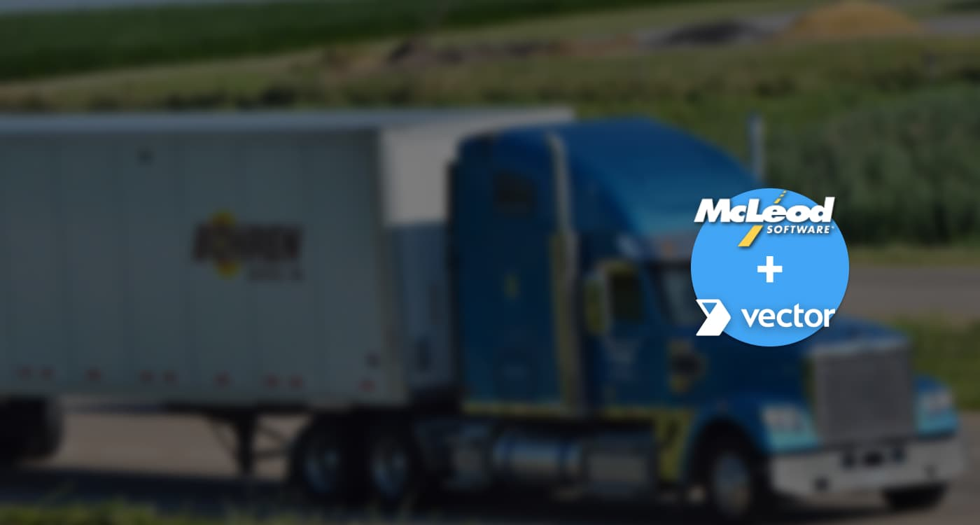 Mcleod Software + vector logo