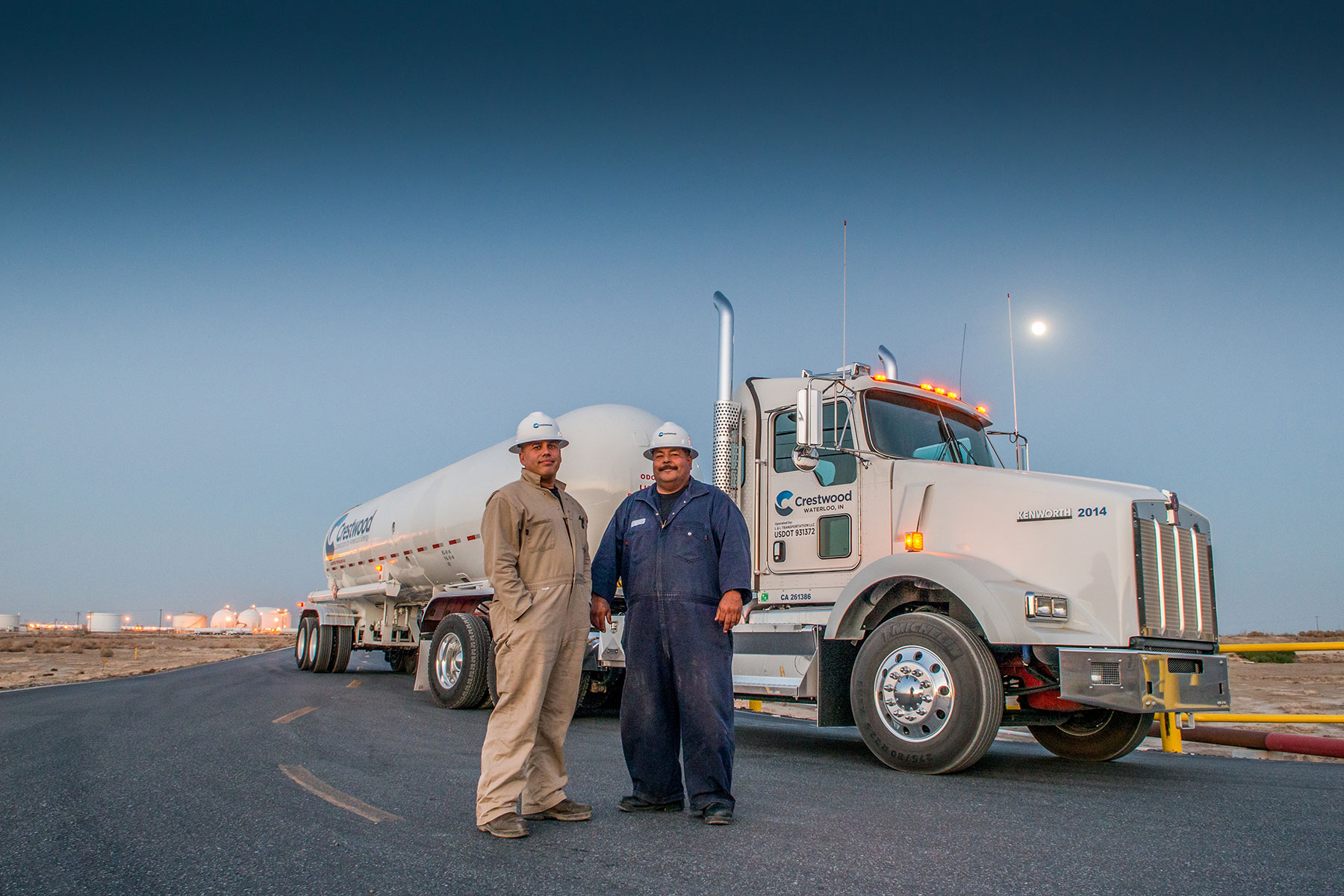 Crestwood Transportation Relies On Vector To Decrease Processing Times And Expedite Billing