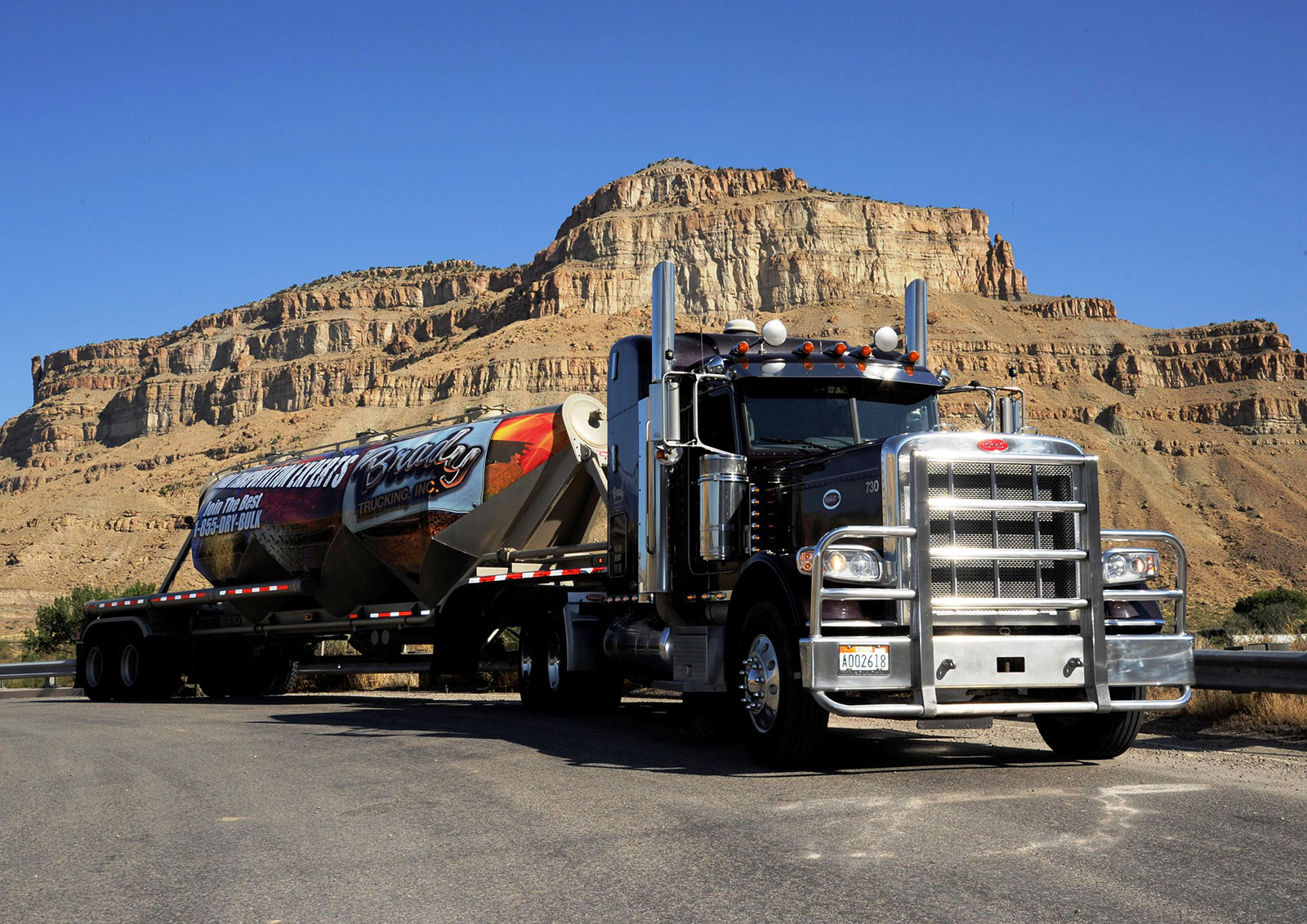 Brady Trucking Implements One Day Invoice Turn-Around Time