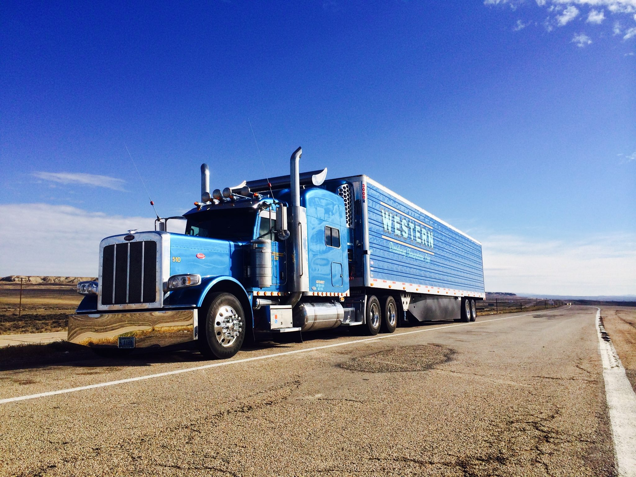 Western Distributing Moves Trip Documents Faster Via Vector