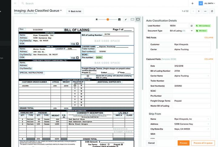 Vector Back Office Streamlines Data Entry