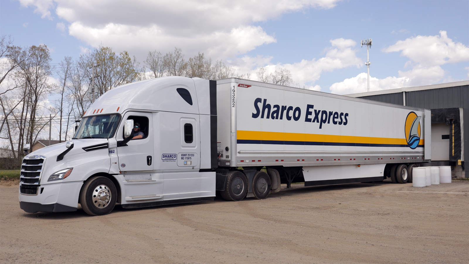 Sharco Express Slashes Paperwork Processing Time, Frees Cash Flow