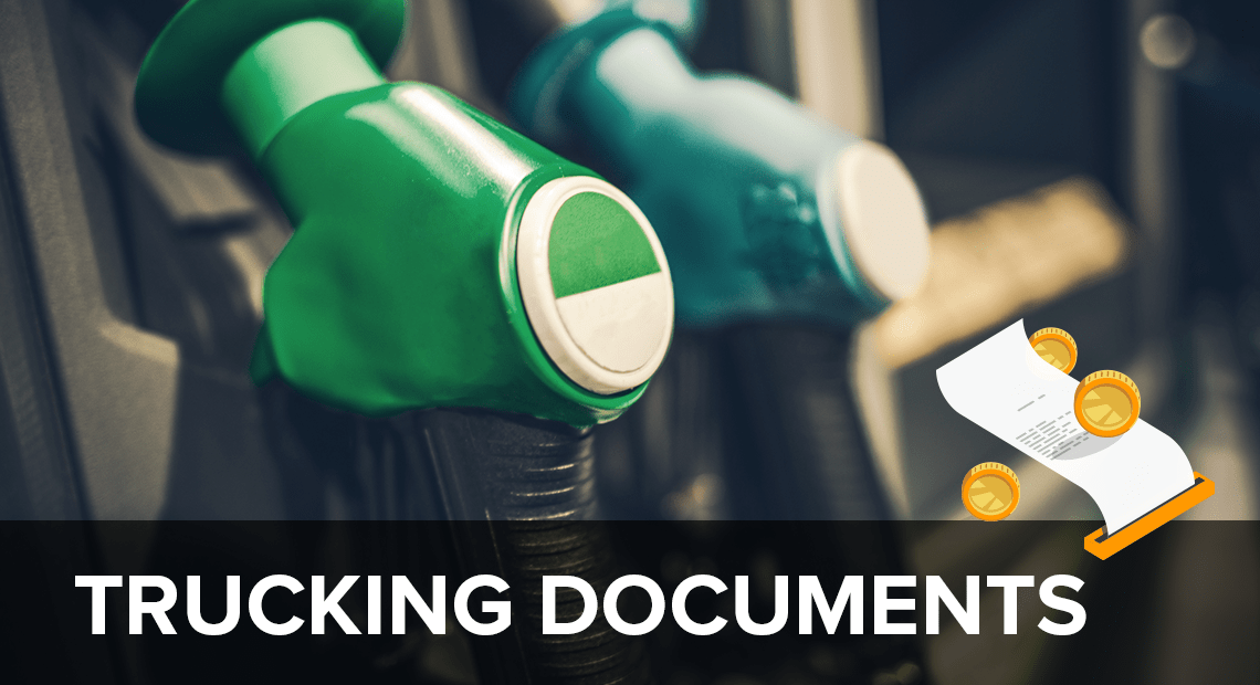 Managing Fuel Receipts Within a Business