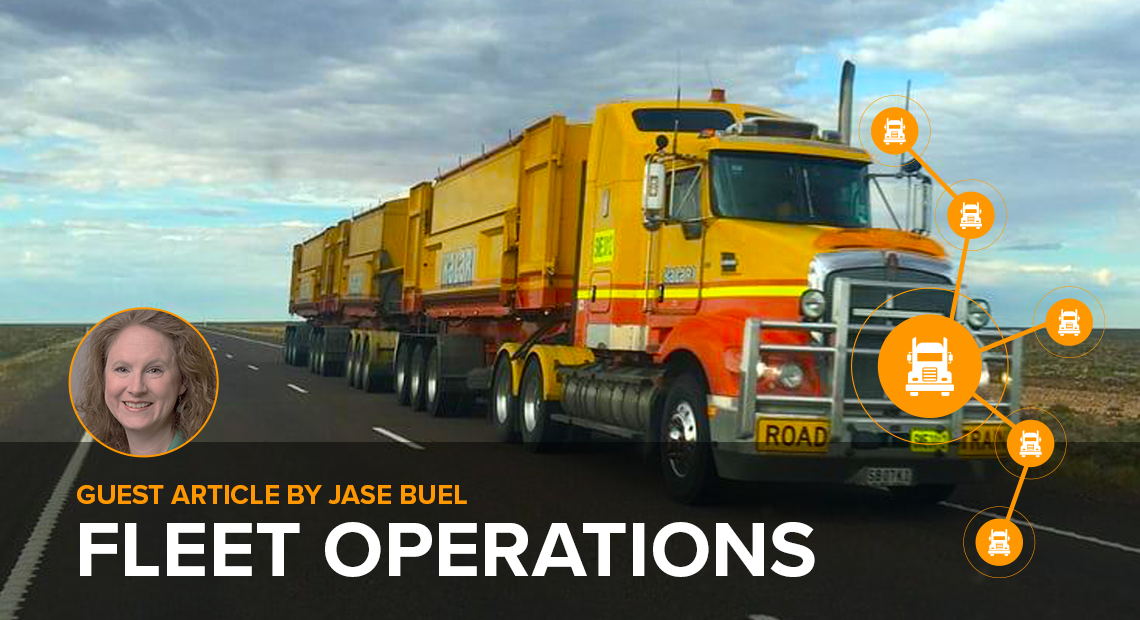 To thrive in a world governed by ever-evolving technology, it is necessary for fleet operation teams to keep up with the times and constantly innovate. Such efforts will not only ensure greater efficiency but also improve productivity, reduce costs and yield many other benefits. As a fleet owner or manager, here are some of the things you can do to reap all these advantages.