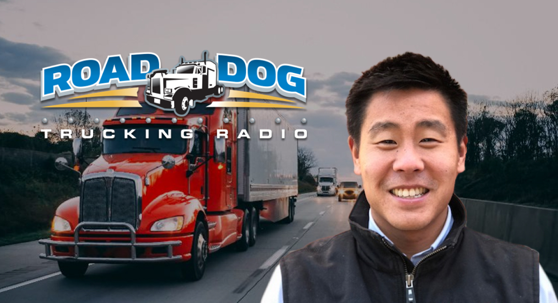 Road Dog Trucking Interviews Vector CEO, Will Chu (7/2/2020)