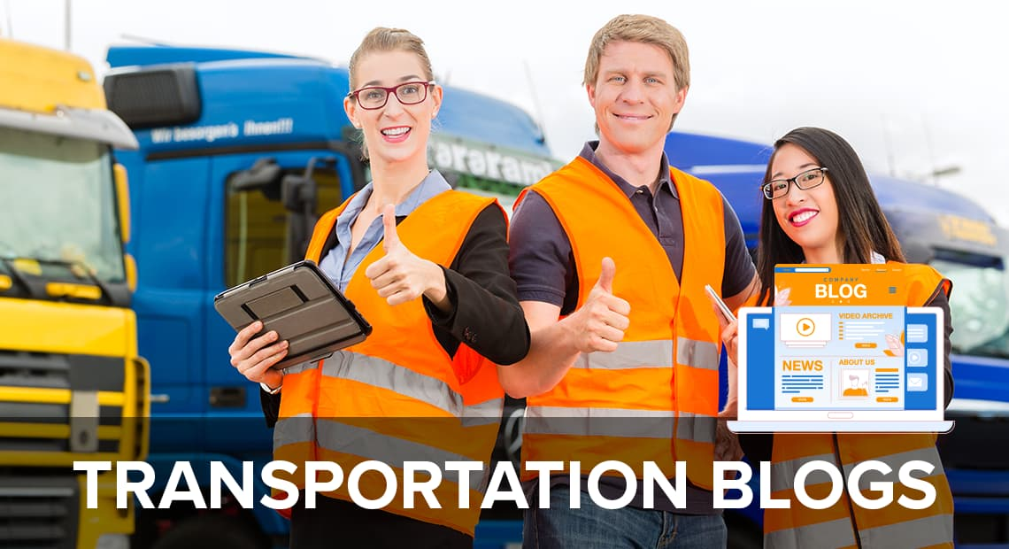 Transportation Blogs: 9 You Should Bookmark