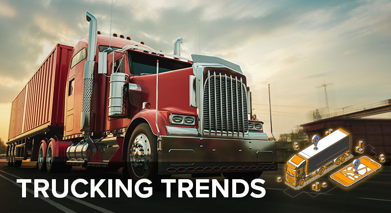 Trucking Trends in 2020: 7 to Watch Out For