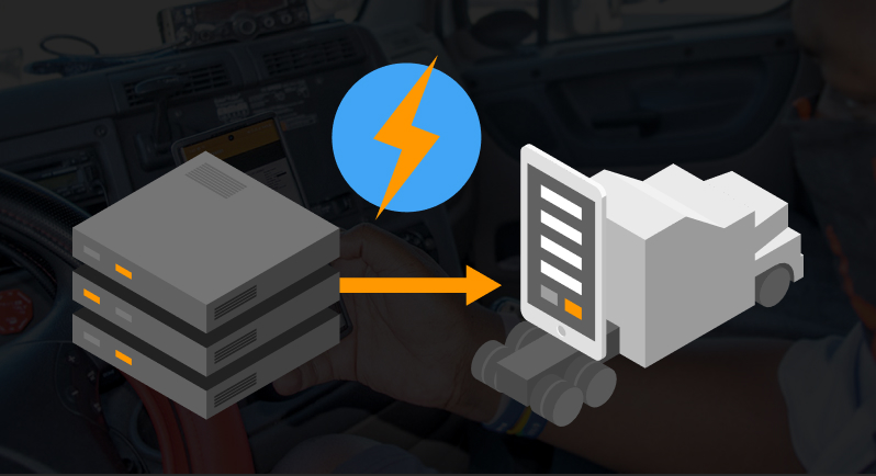 Supercharge your driver workflow with TMS data