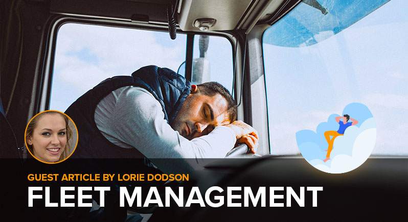 Top Tips For Truck Drivers To Reduce Driving Fatigue