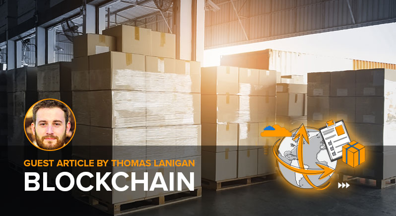 Blockchain Technology Helping Packagers Improve the Supply Chain