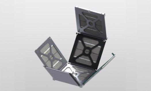 Cube Satellite Hybrid Energy Storage