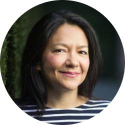 Portrait of Catherine Nomura, President & Co-founder of Kountable