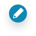 A pencil icon, to illustrate design