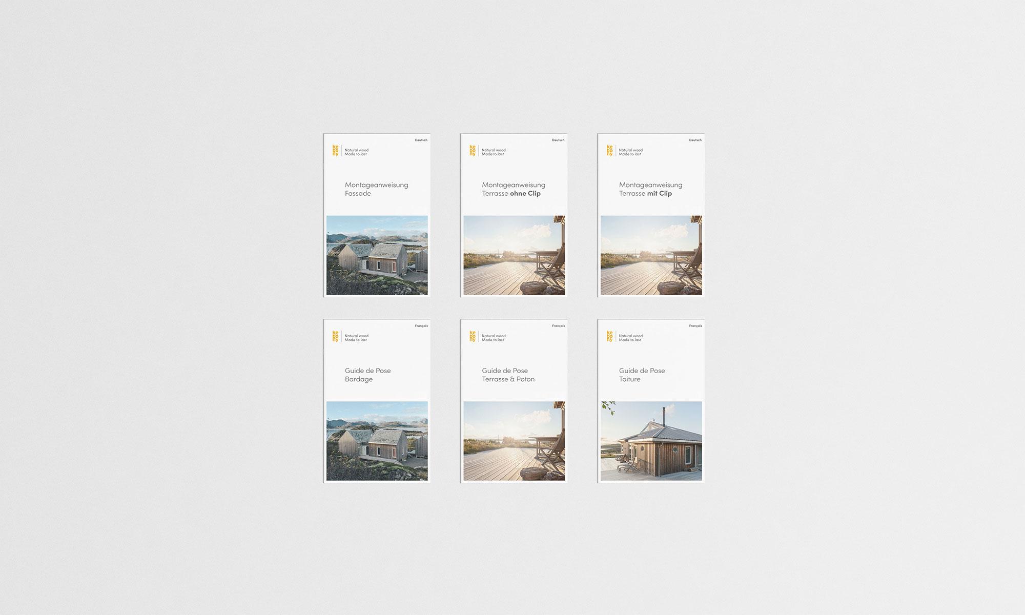 Kebony folders