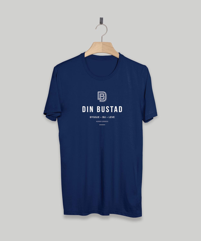 Din Bustad t-shirt