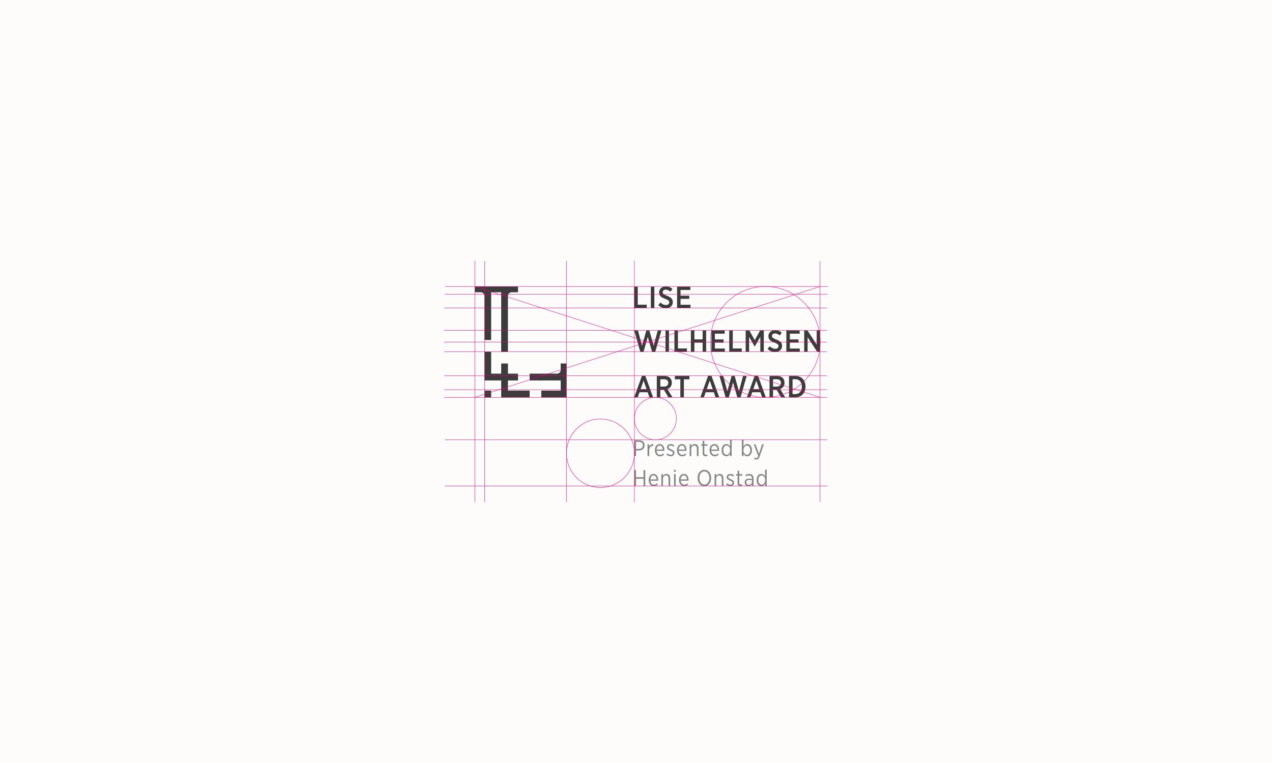 n og Lise Wilhelmsen Art Award horizontal Logo