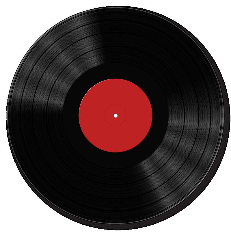 dropshadow record