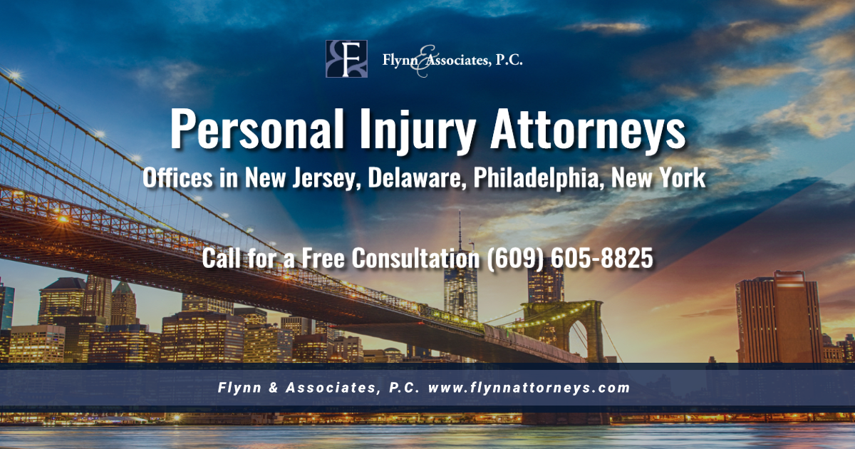NJ Personal Injury Verdicts and Settlements | Flynn & Assoc