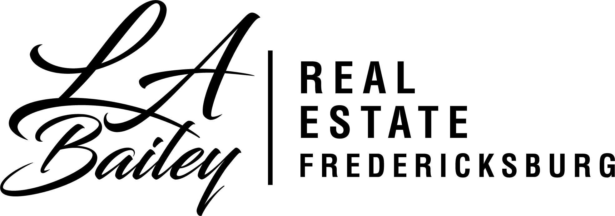 LA Bailey Real Estate Logo
