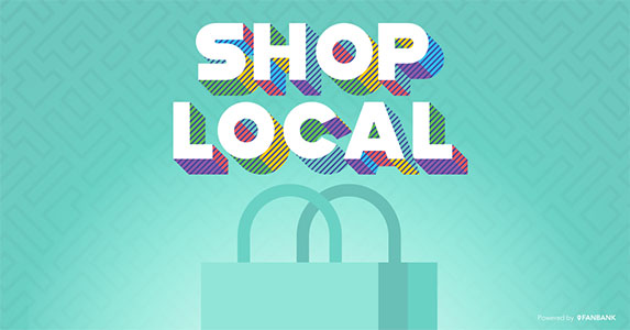 Shop local small business marketing materials, powered by Fanbank