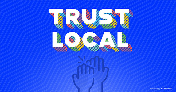 Trust local small business marketing materials, powered by Fanbank