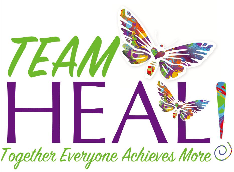 Team HEAL Logo