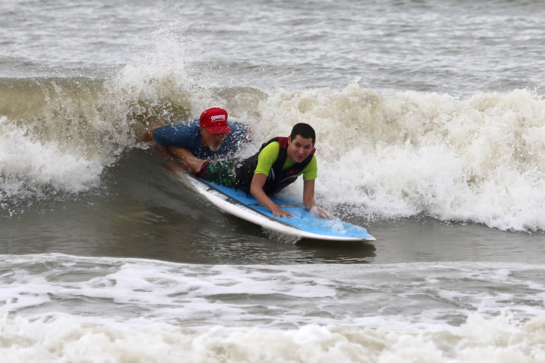 Heal Autism Now 2019 Surf Camp Surfing Wave