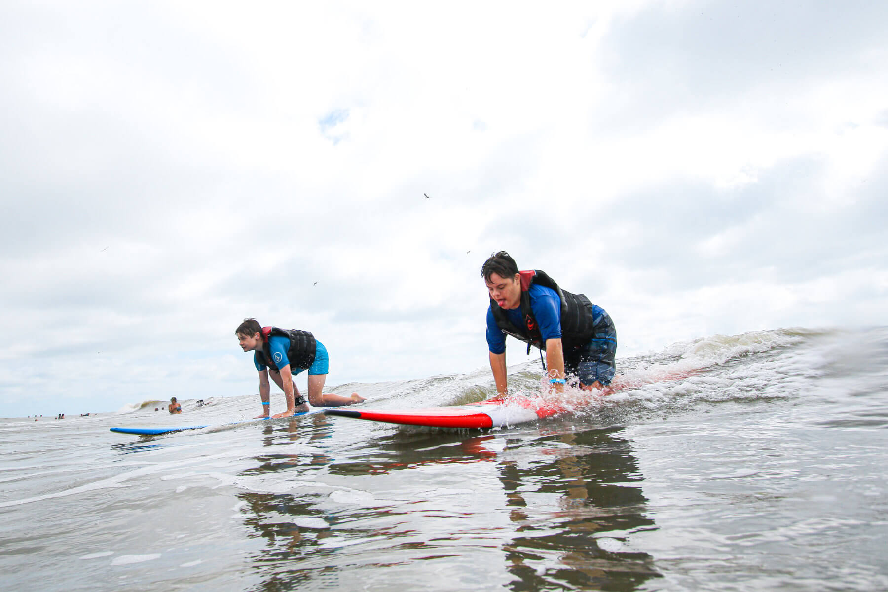 Heal Autism Now 2019 Surf Camp 2 Surfers