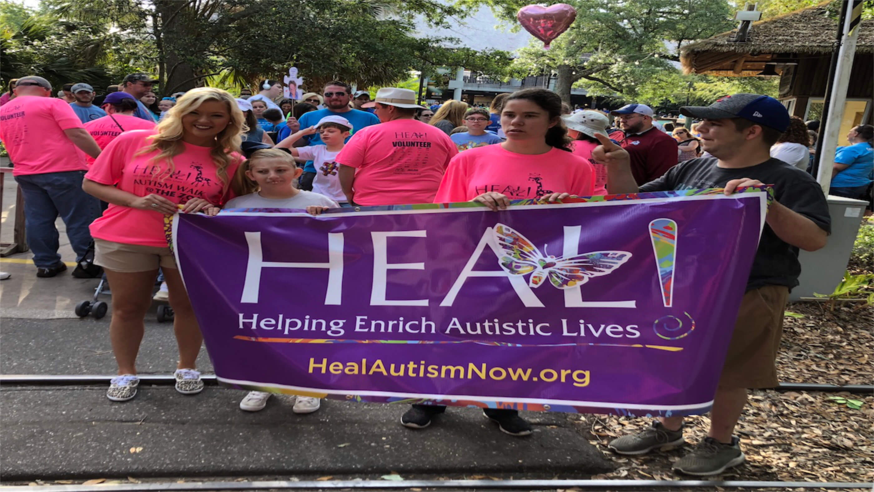 Zoo Walk 2019- HEAL Autism