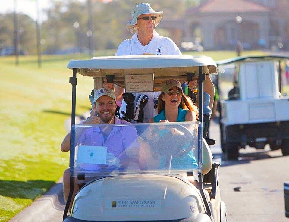 Bobby Weed's Golf Gig