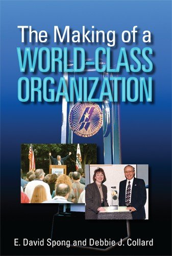 Book Cover The Making of a World-Class Organization