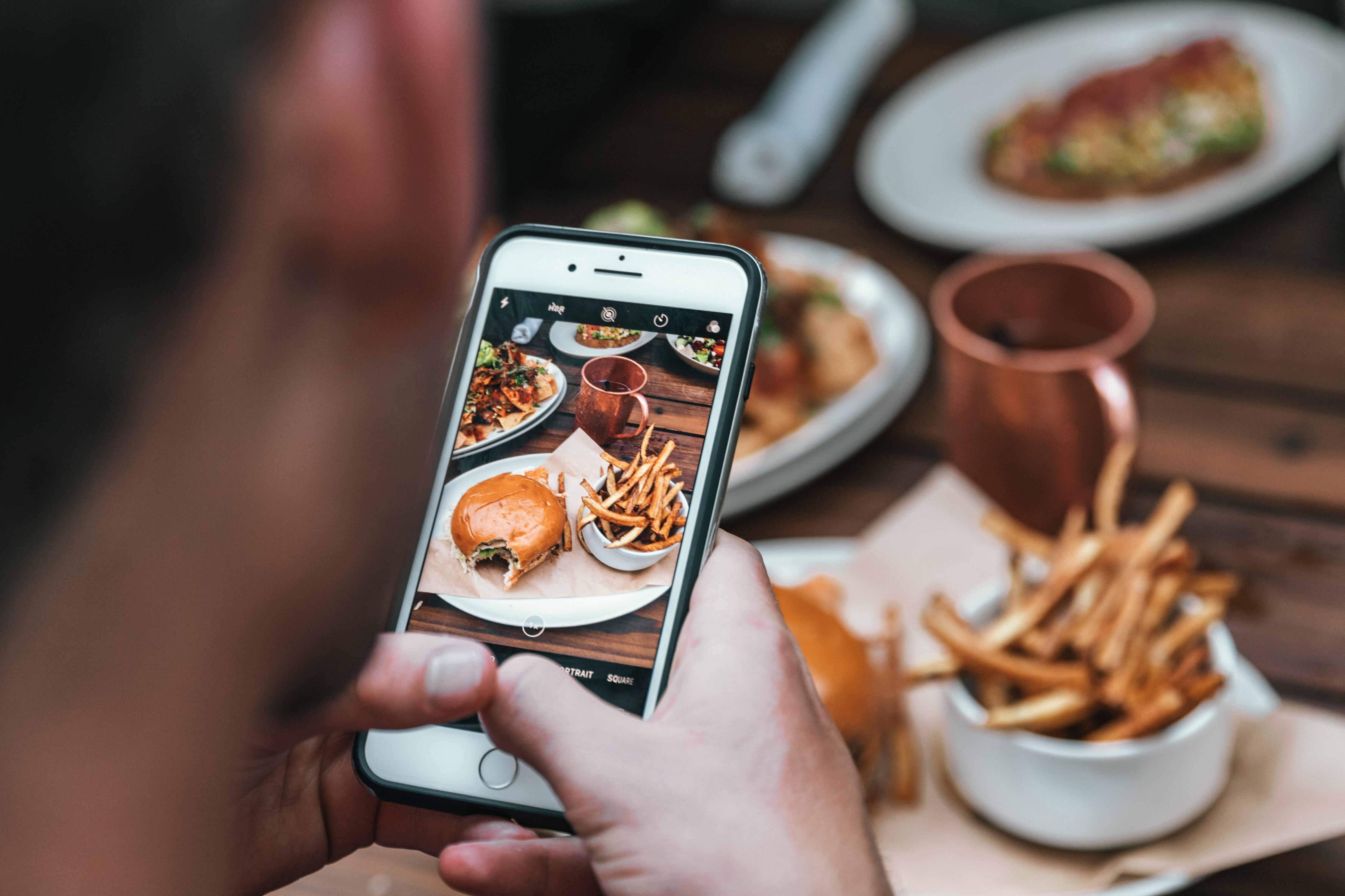 Beat the IG Algorithm to Promote your Restaurant