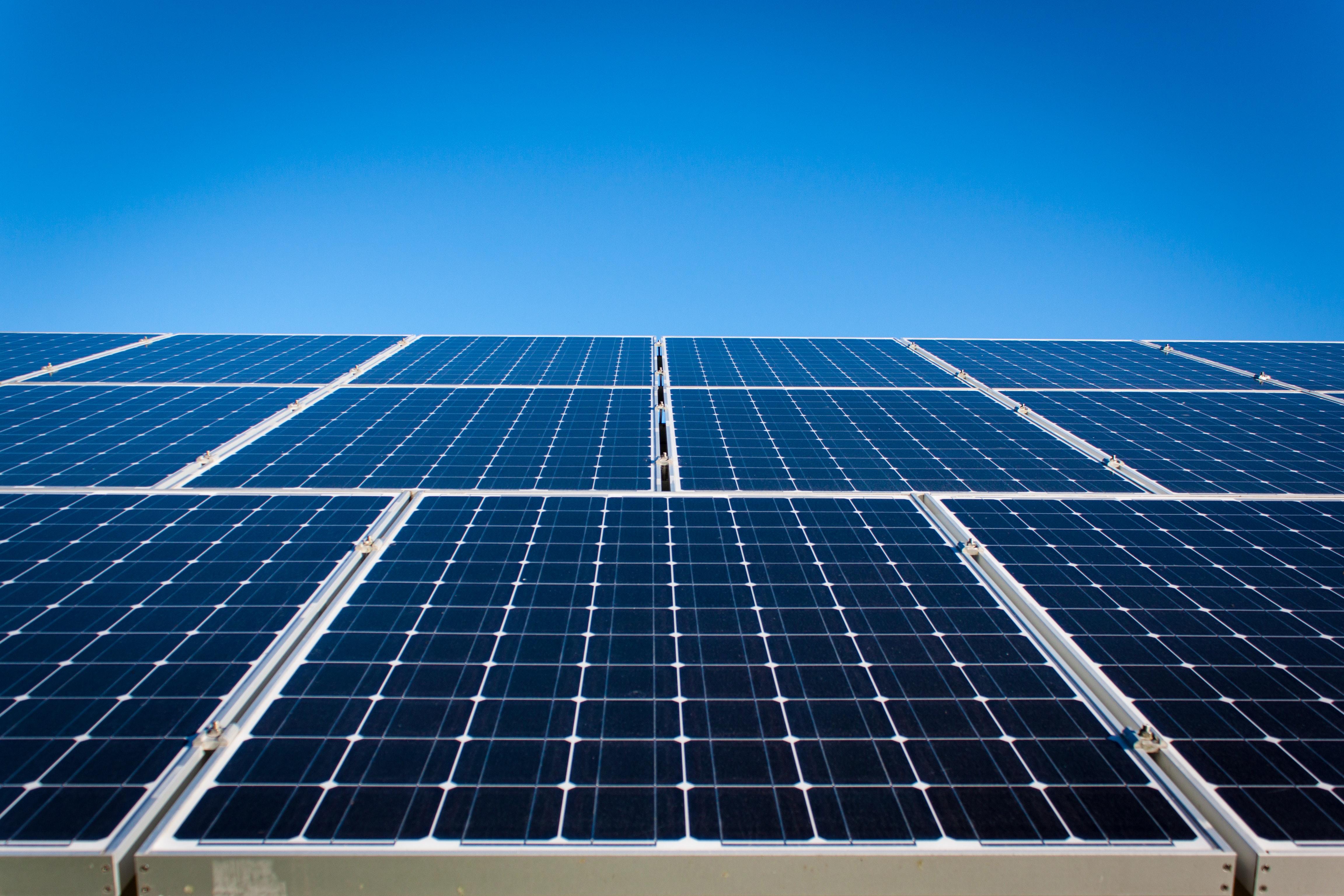 Сонячні панелі, сонячні батареї