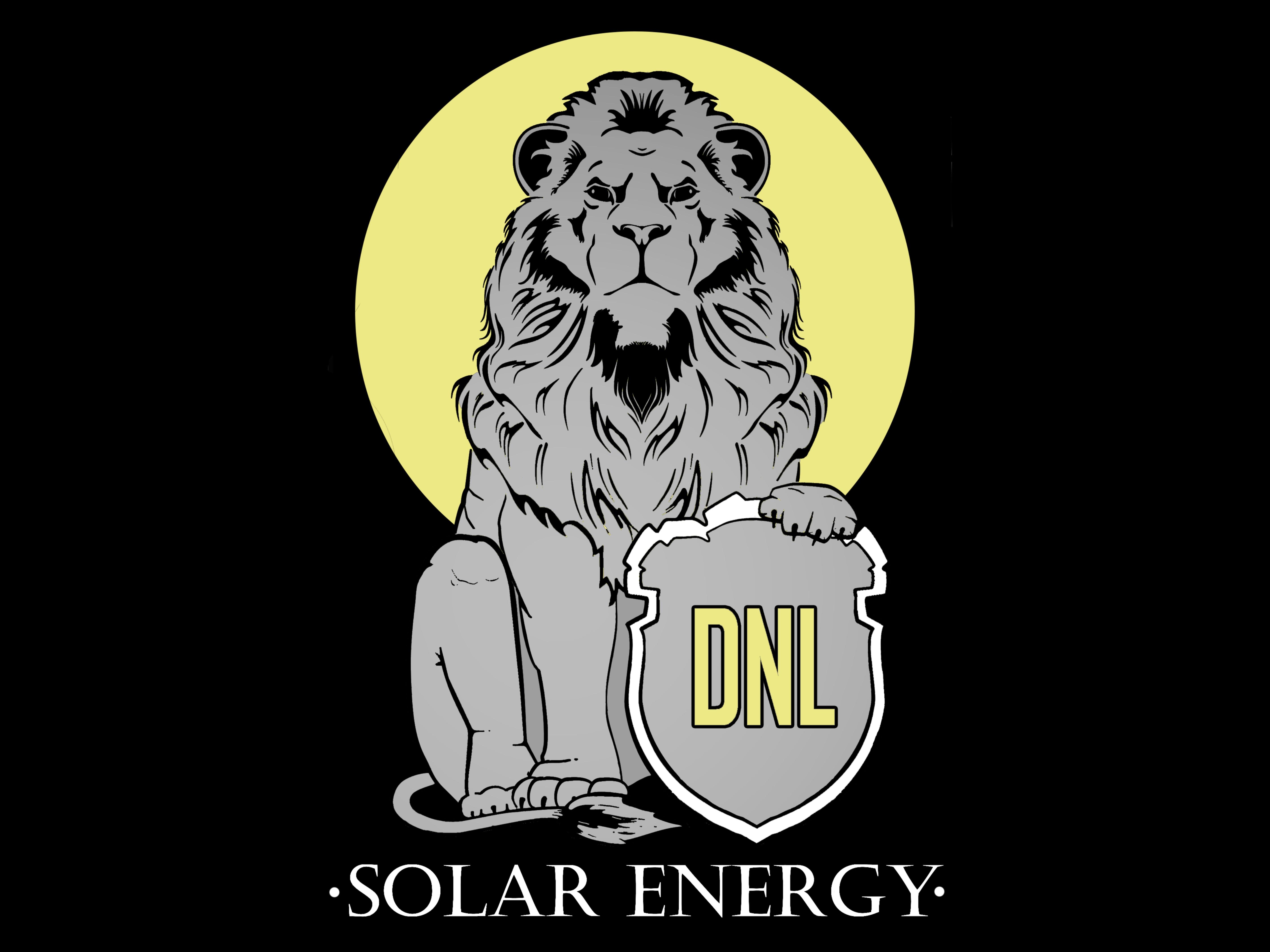 Логотип компании солнечных электростанций