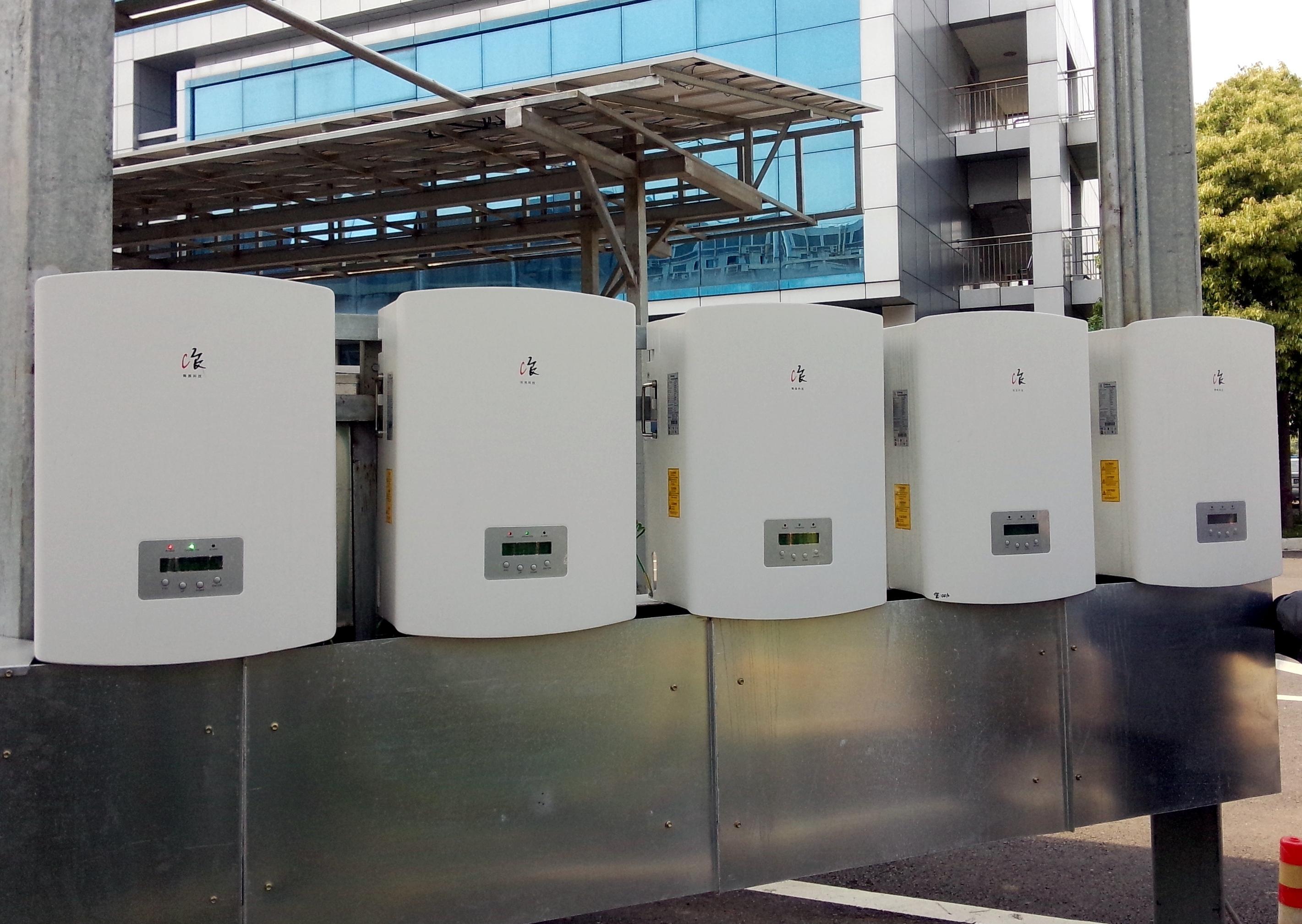 Инвертор для солнечных станций