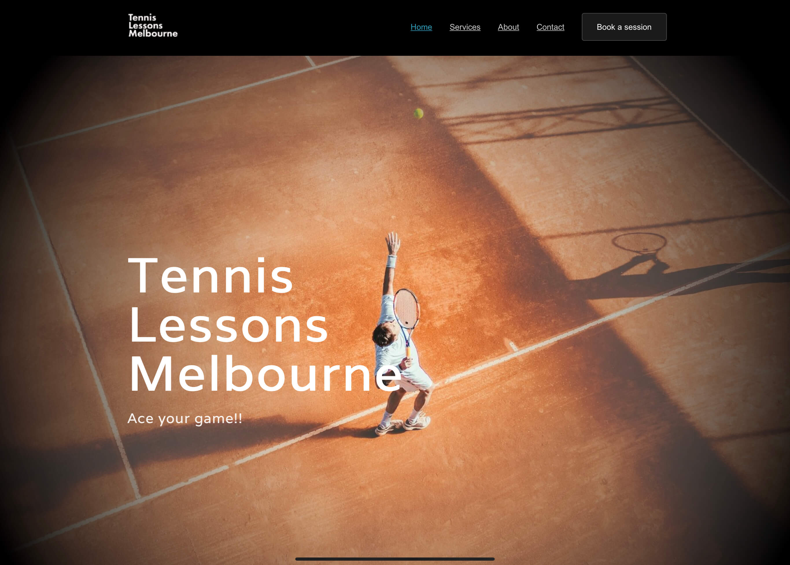 Tennis Lessons Melbourne