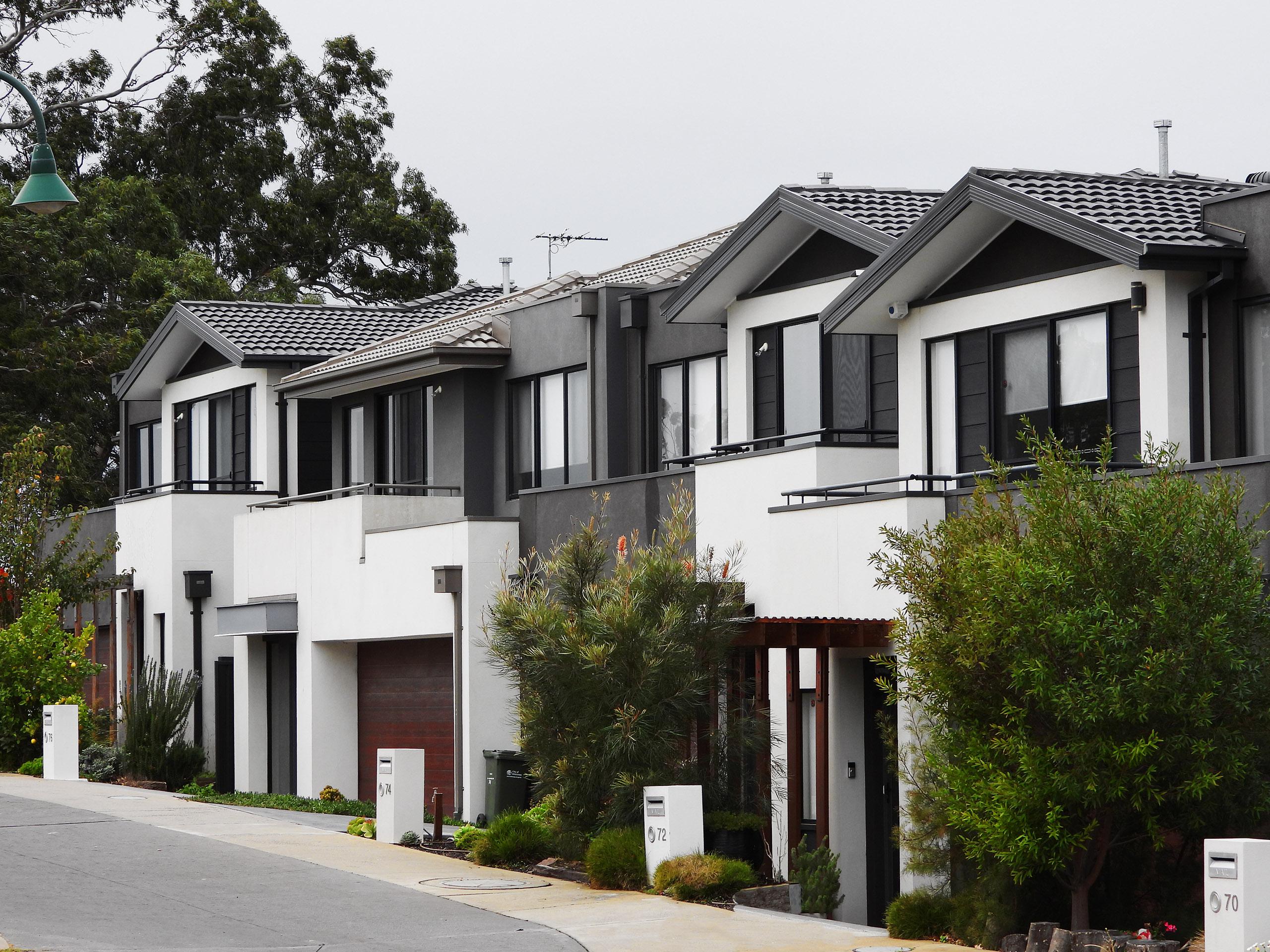 Bundoora Townhouse Development