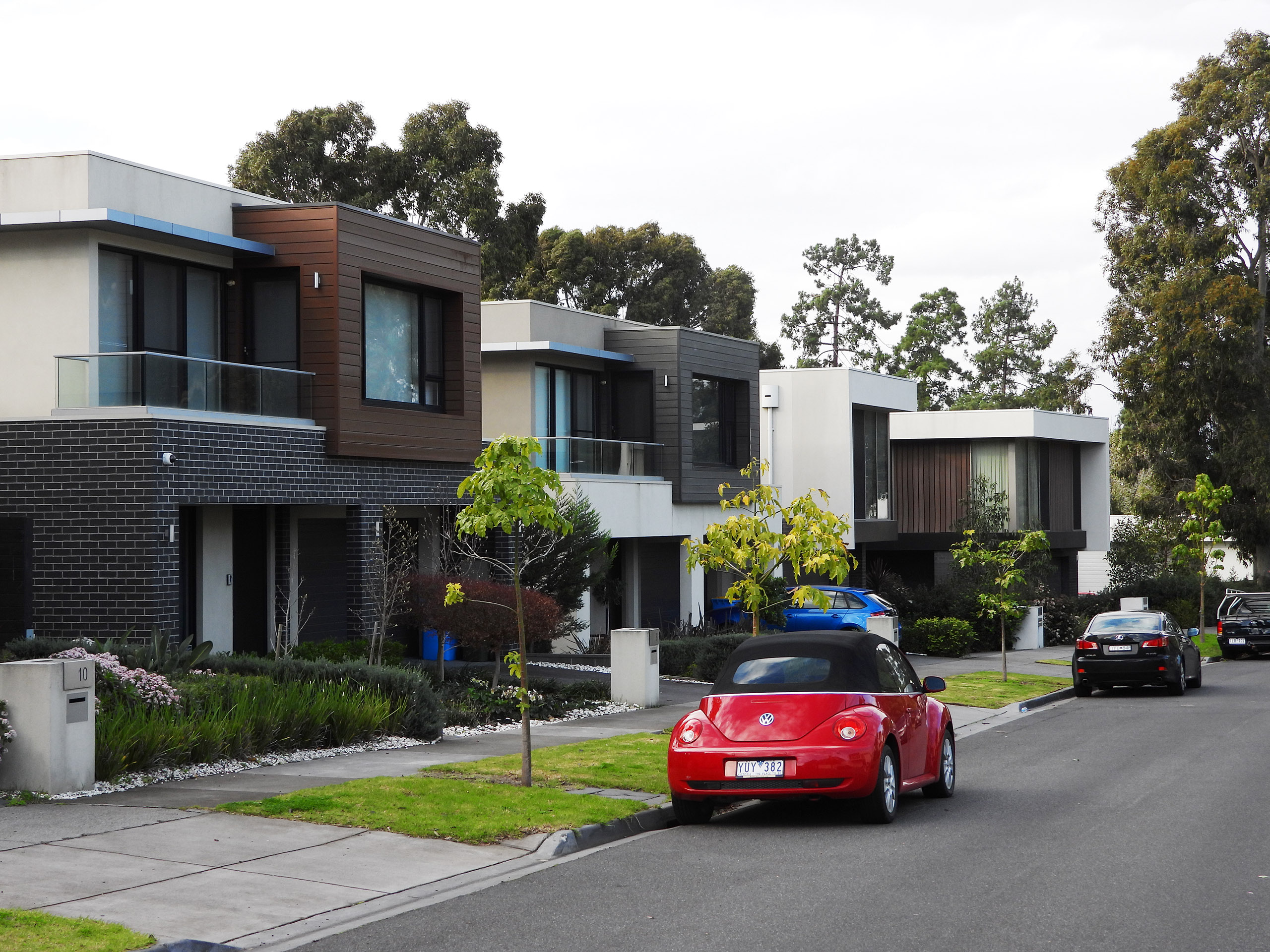 Kew Townhouse Development