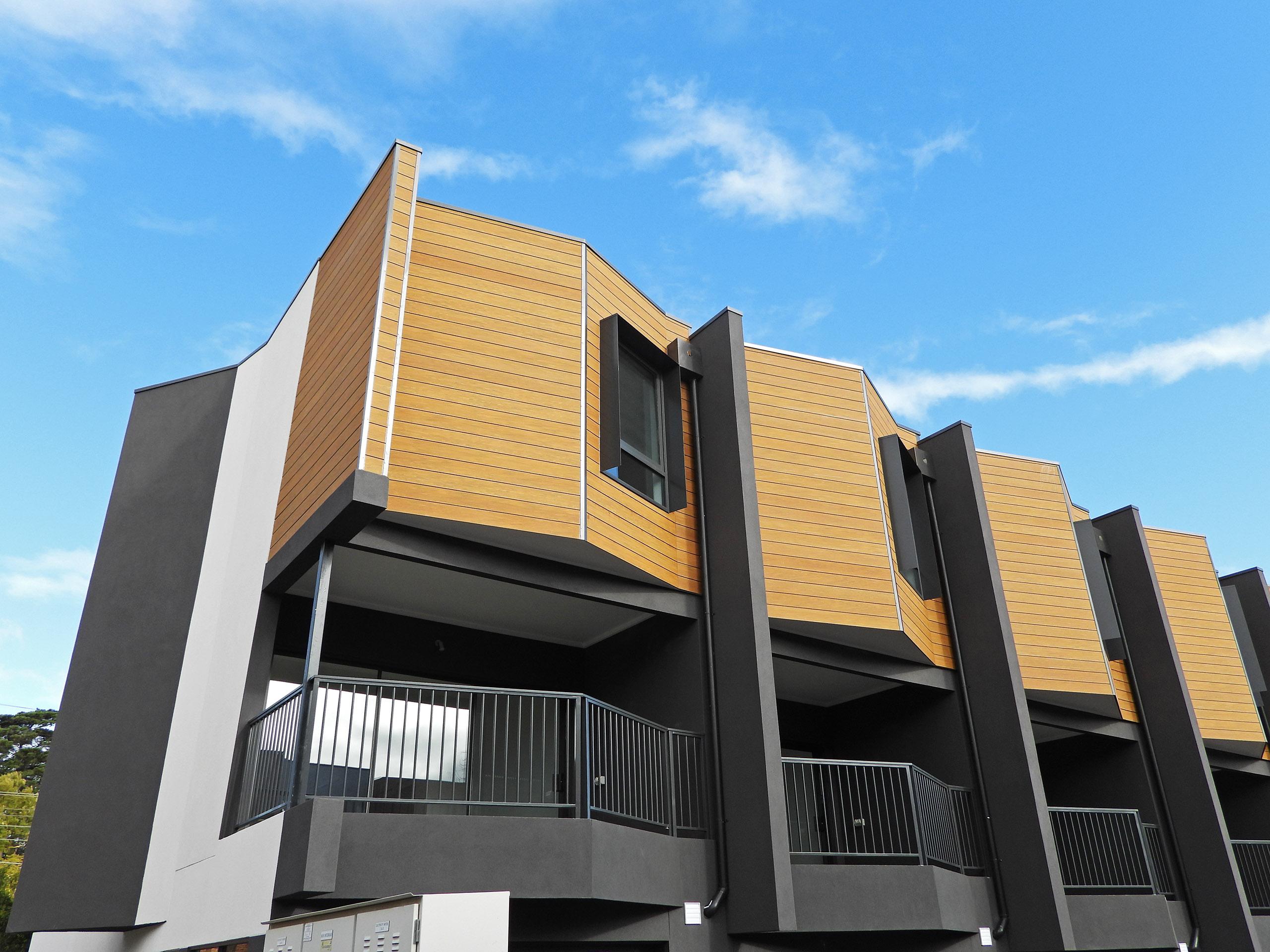 Pascoe Vale Townhouse Development